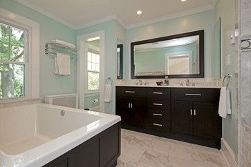 Sw Waterscape Black Cabinets House Ideas Pinterest Black Cabinets Cabinets And Wall