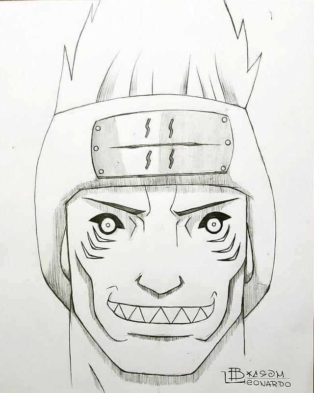 Kisame   Jiraya desenho, Naruto desenho, Naruto e sasuke ...