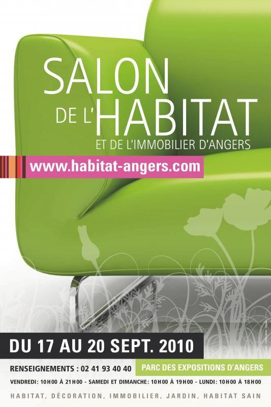Les 25 meilleures id es de la cat gorie angers habitat sur for Salon de l habitat valence