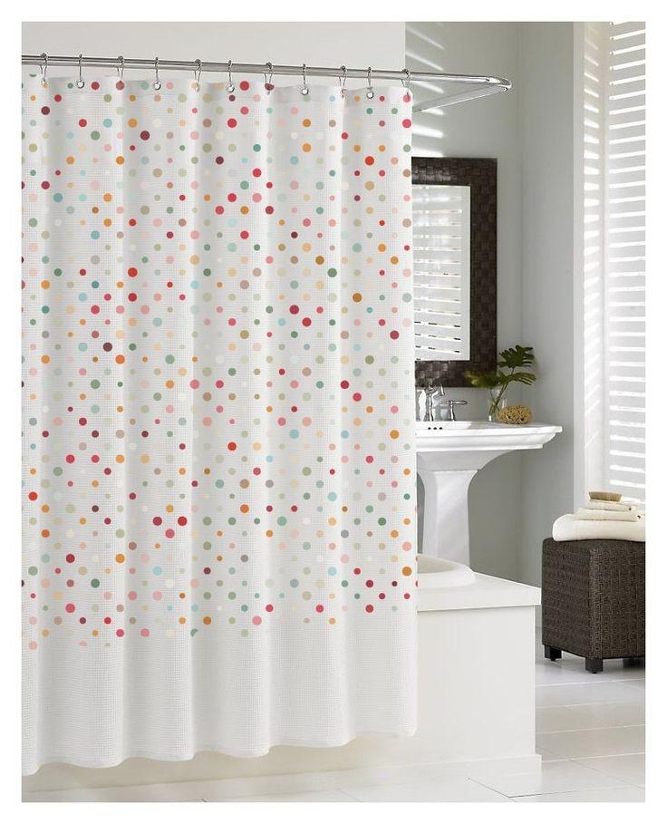 cortinas de baño originales decoracion / diseño