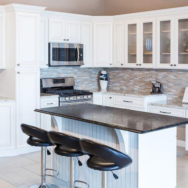 Arlington Oatmeal Is Such A Classy, Arlington Oatmeal Kitchen Cabinets