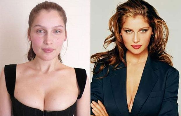 Supermodels Without Photoshop - Hot or Not?