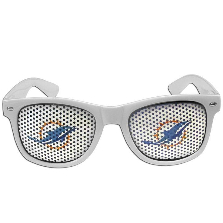 Siskiyou NFL Miami Dolphins Game Day Shades