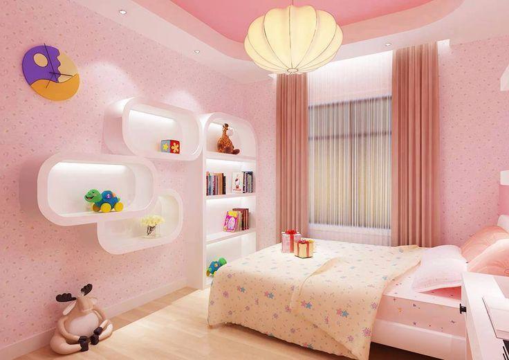 Kız Odası Dekorasyonu