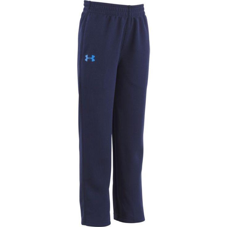 Under Armour Little Boys' Brute Pants, Size: 3T, Blue
