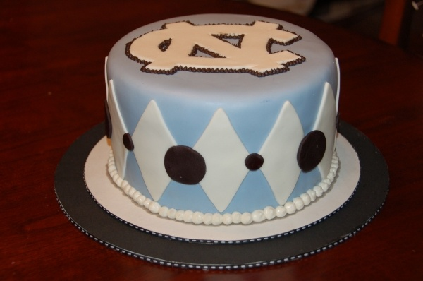 17 Best Images About Carolina Tarheels Party On Pinterest