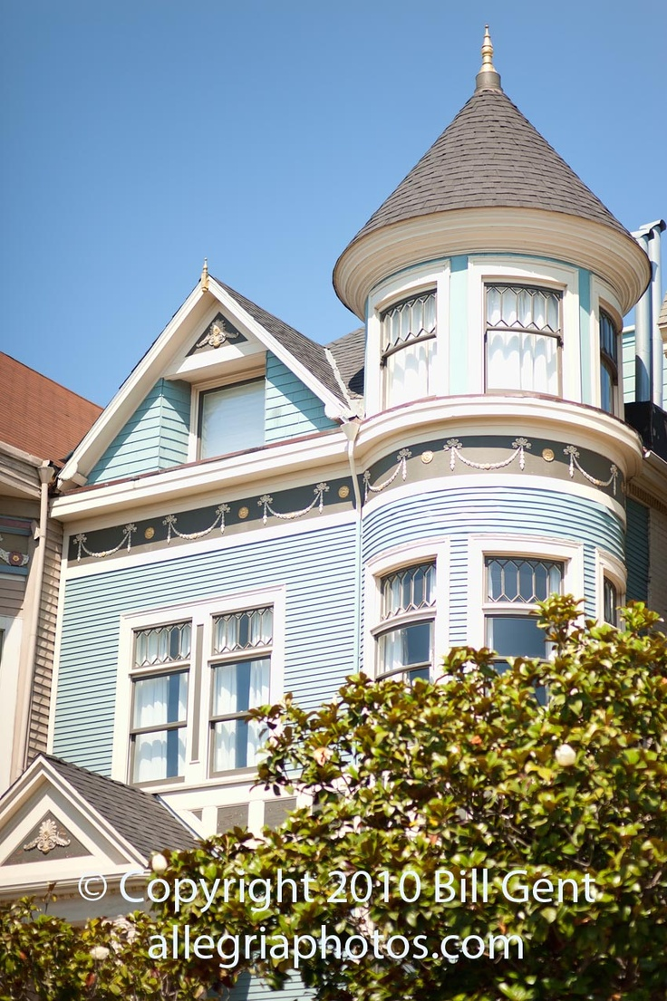 San francisco victorian house house colors pinterest for San francisco victorian houses