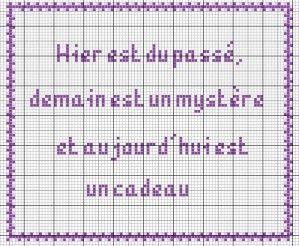 """""""Hier est du passé, demain est un mystère et aujourd'hui est un cadeau"""" (Yesterday is history, tomorrow is a mystery and today is a gift) - Le blog de Mamou"""