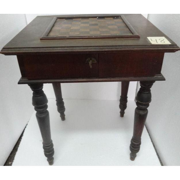 M s de 1000 ideas sobre juegos antiguos de mesa en - Mesas de recibidor antiguas ...