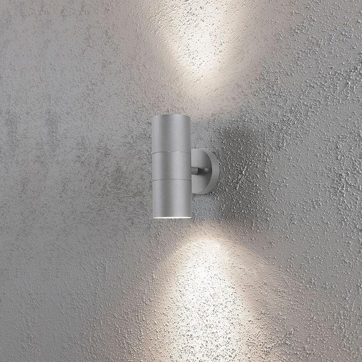 Modena Veggspot Up/Down - Vegglamper - Utebelysning | Designbelysning.no