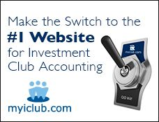 Investment Club. Better Investing. Introduction to investing and Online Stock Selection Guide.