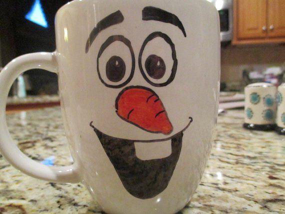 Tasse Olaf
