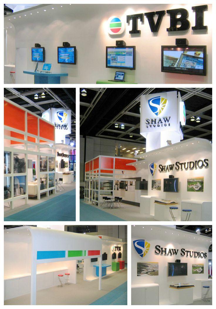 TVBI & Shaws Studio