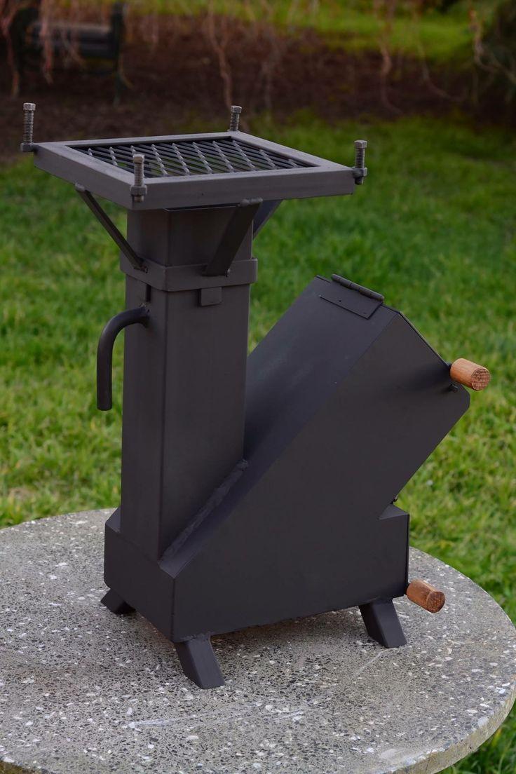 Cocins Rocket Stove Design Outdoor Stove Jet Stove