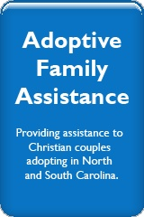 Carolines Promise: $3,000 grant for North Carolina (and SC) Adoptive families