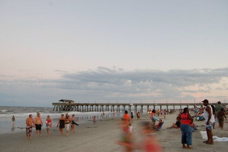 Tybee Island Beach: Savannah Attractions Review - 10Best Experts and Tourist Reviews