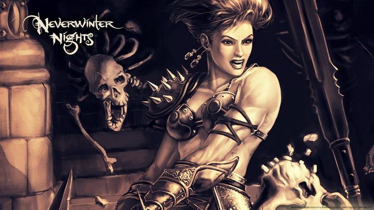 neverwinter nights  widescreen retina imac 1920x1080