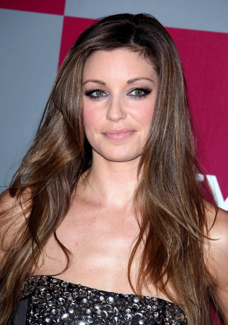 Bianca Kajlich @ 2011 InStyle/Warner Brothers Golden Globes Party Jan 16th