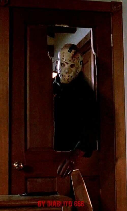 1000 images about friday the 13th on pinterest friday for 13th door