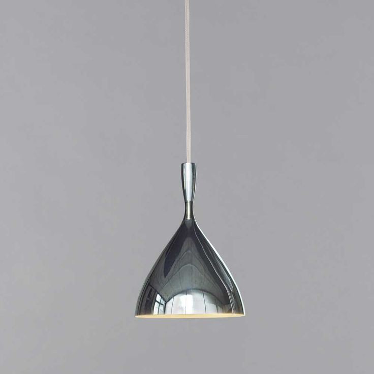 Dooka pendellampa, krom - Birger Dahl - Northern Lighting - RoyalDesign.se