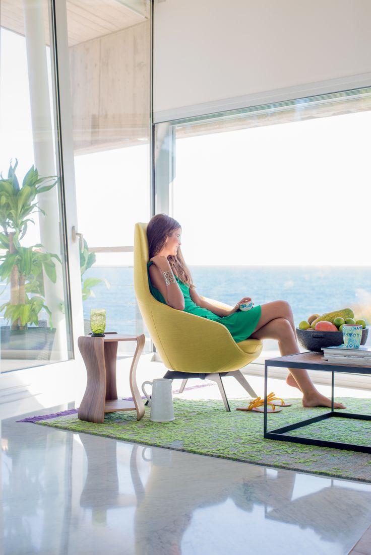 Pfister Armchair Balm, Stool Steg, Outdoor Ideas, Garden, Terrace, Breathtaking Vista, Sea View, Fruits