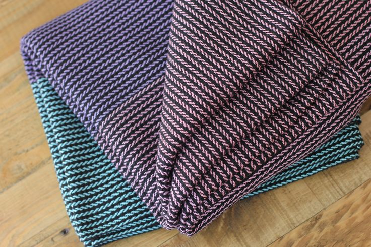 MADALO - Intriga Negro -herringbone -handwoven - baby wearing - babywearing - attached parenting - woven wrap - baby wrap