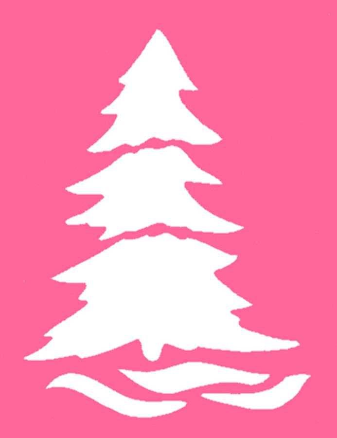 christmas stencil tree                                                                                                                                                                                 More