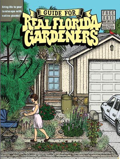 Real Florida Gardeners Guide