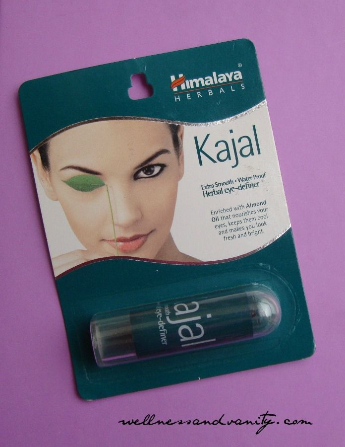 Himalaya Herbals Kajal Review | WELLNESS&VANITY