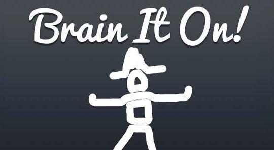 Brain It On! - Physics Puzzles на ПК   Андроид игры и ...