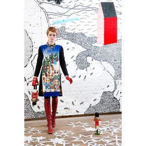 30 Off Manekineko Christmas Dress Glamour Hipster Pretty Haute Couture High Fashion Star Milky Way