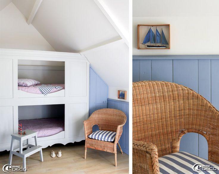 l tage d 39 un g te marin des maisons de bricourt une. Black Bedroom Furniture Sets. Home Design Ideas
