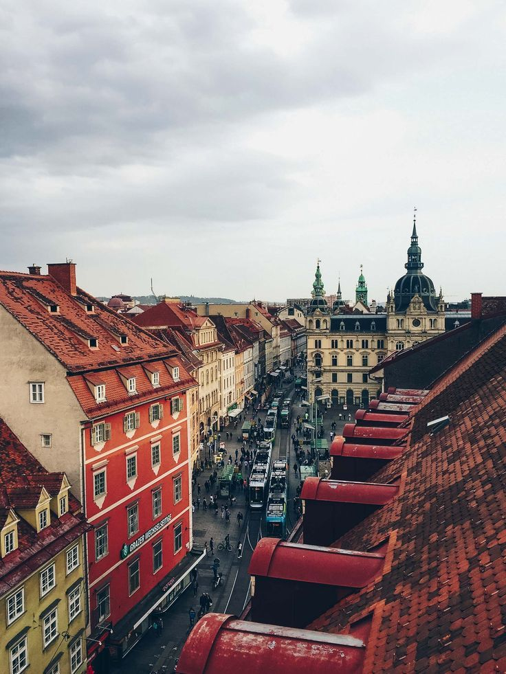 Graz, Austria - What we did on our city date in Graz and where a local boy took me for a good time | Bexpeditions.com