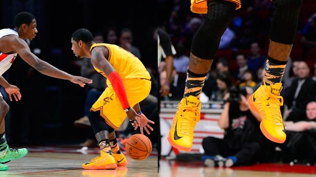 Kyrie Irving's good shoes