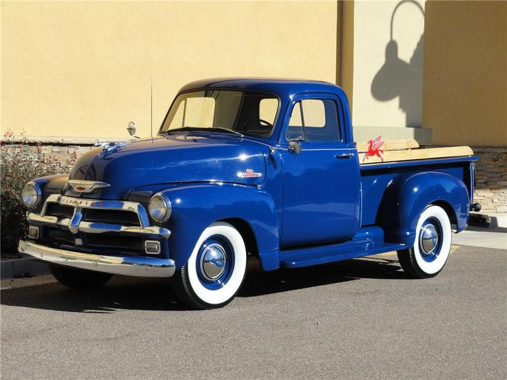 1955 CHEVROLET 3100 Lot 748.2 | Barrett-Jackson Auction Company
