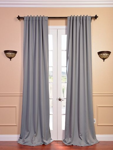 17 Best ideas about Grey Blackout Curtains on Pinterest | Grey ...