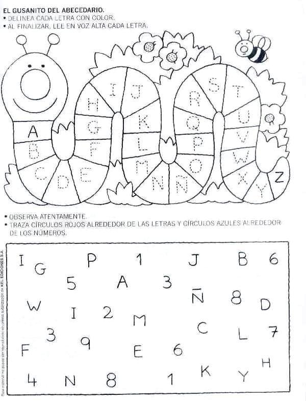 GUSANOS DEL 1 AL 10 | Teacher!!! | Pinterest | Math, Montessori and ...