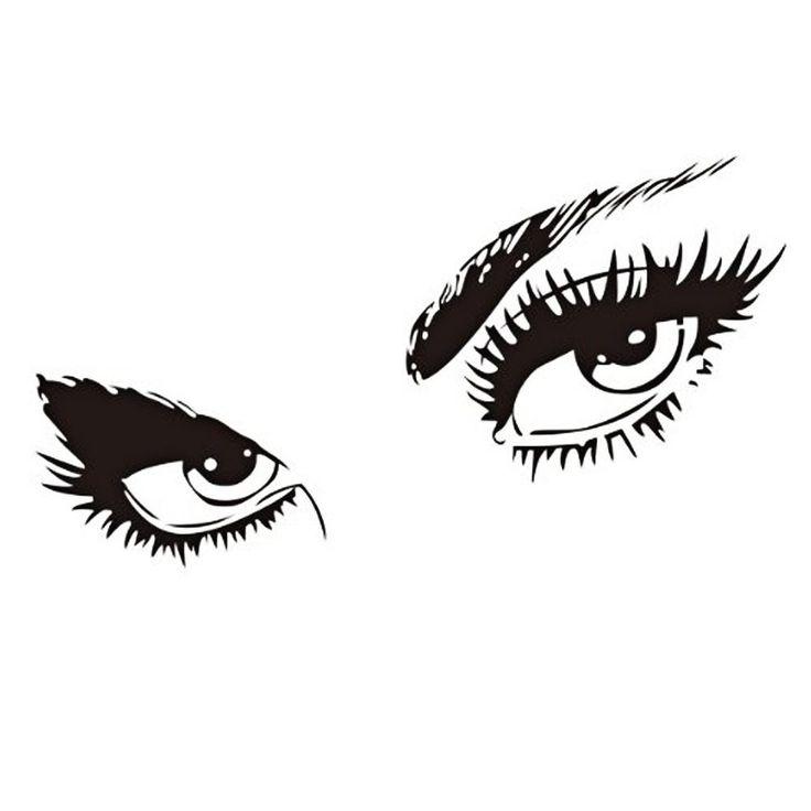 audrey-hepburn-black-sexy-eyes-wall-stickers