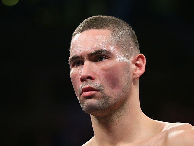 Tony Bellew: 'I broke my hand in David Haye fight'
