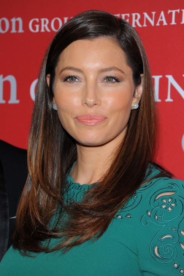 Jessica Biel at the 2015 Night of Stars Gala. http://beautyeditor.ca/2015/10/26/best-beauty-looks-beyonce