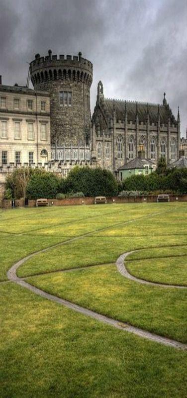 Dublin Castle, Dublin by Wojtek Gurak