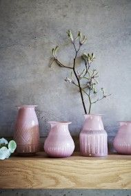 Home ware. Vases. Beautiful Room loving the Opal Glass by Marmoset Found marmosetfound.com.au photo Armelle Habib Styling Julia Green.