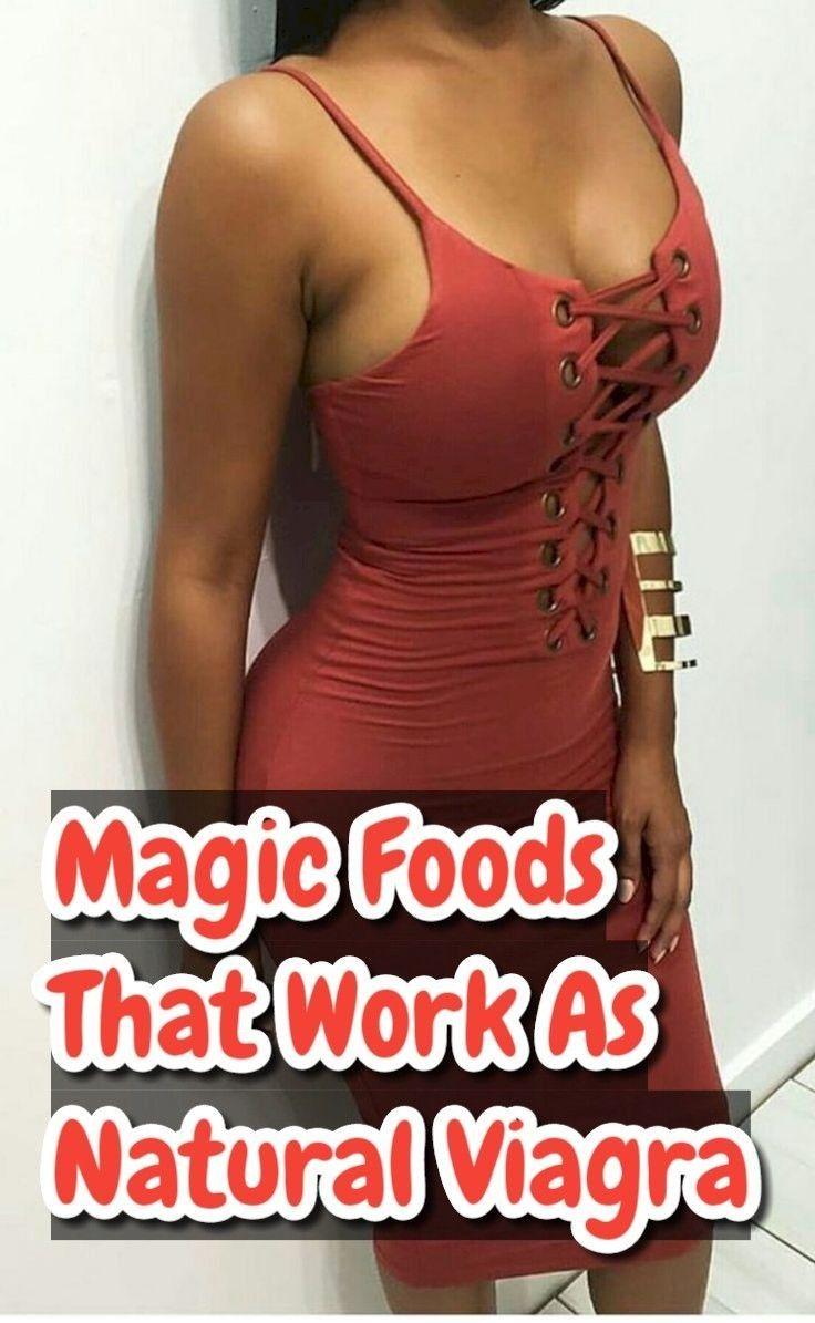 MAGIC FOODS THAT WORK AS NATURAL VIAGRA