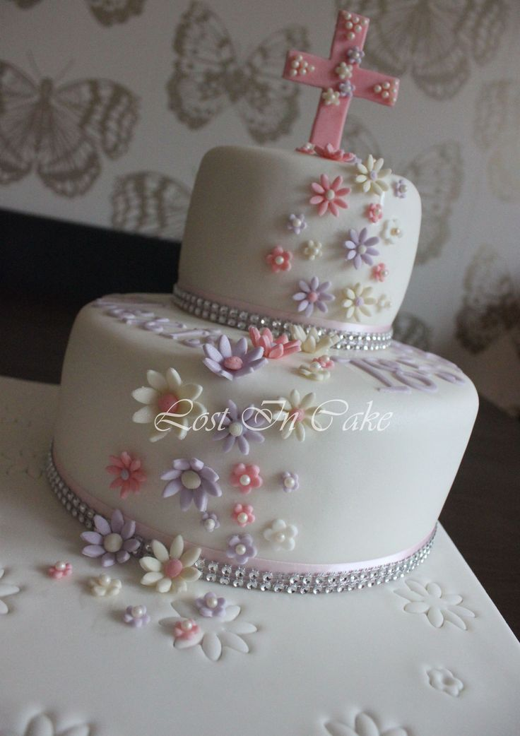Confirmation Cakes | Holy Communion Cakes