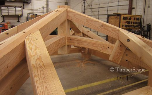 Timber Truss Construction