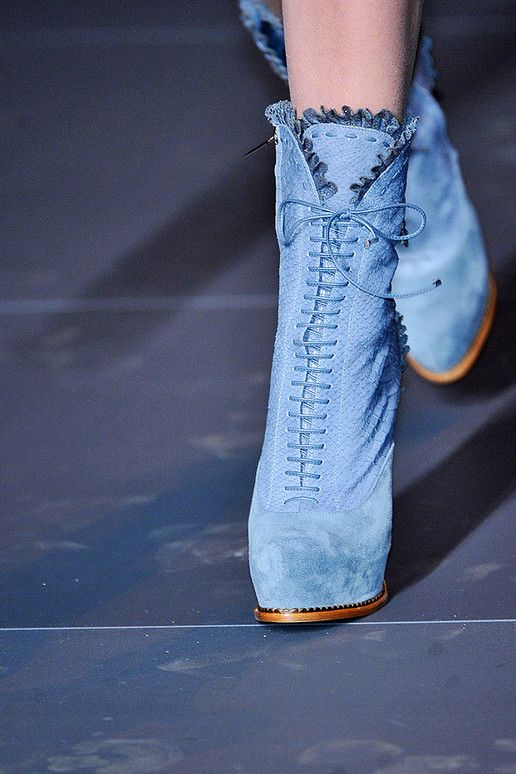Fall and Winter Dior 2011 / 2012 Shoe Collection | Real Women Wear Heels