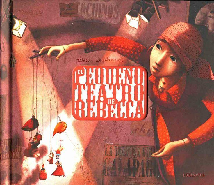 El pequeño teatro de Rebecca www.toystore.es