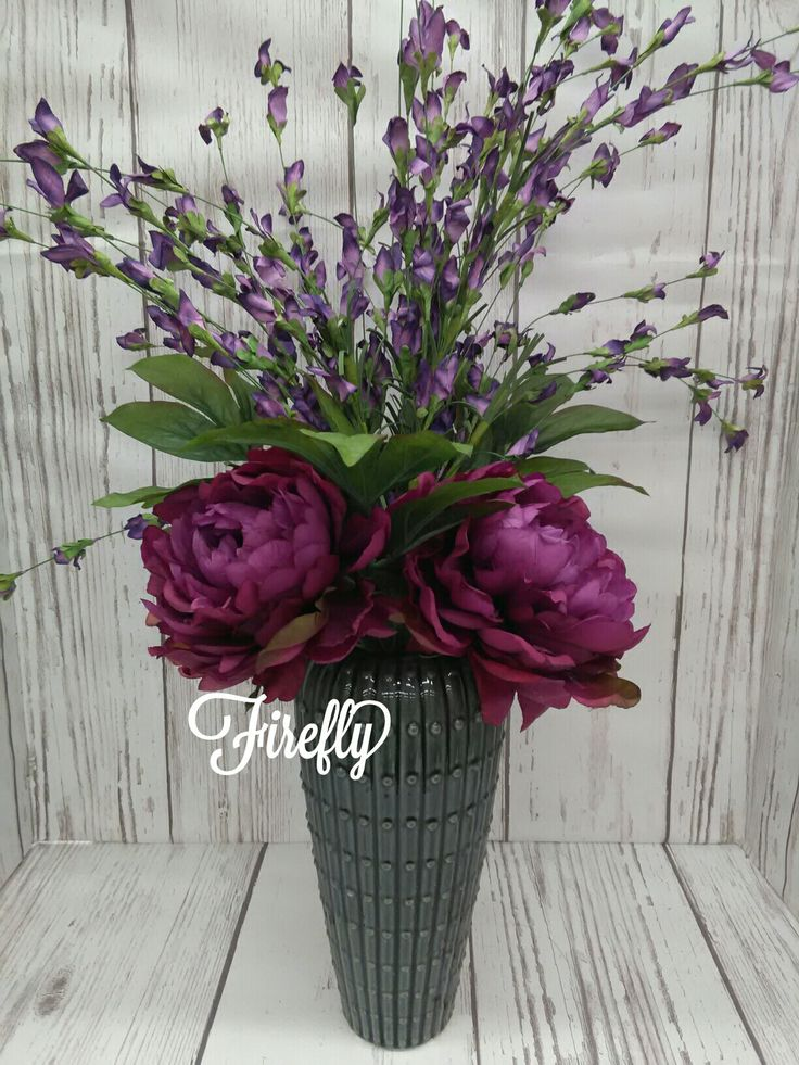 Floral arrangement centerpiece ... floral by Firefly