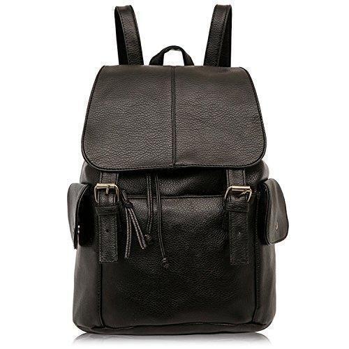 Oferta: 26.99€ Dto: -50%. Comprar Ofertas de Outreo Mochilas Escolares Mujer Bolso Cuero Bolsos Mochila de Viaje bolsos de Piel para Colegio Vintage PU Casual Bag barato. ¡Mira las ofertas!
