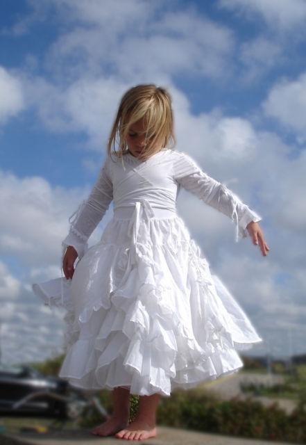 girl's Rembrandt JOTTUM dress